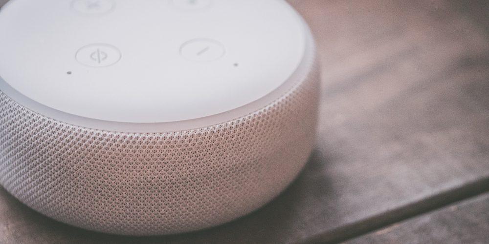 amazon echo speaker technology release