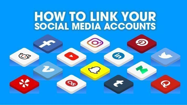 How to Link Your Social Media Accounts