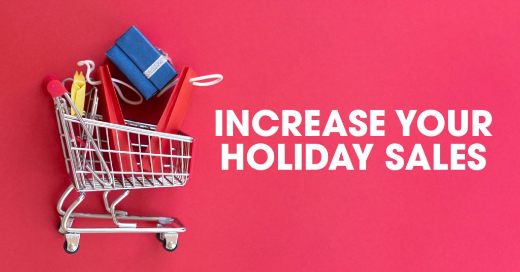 increase your holiday sales