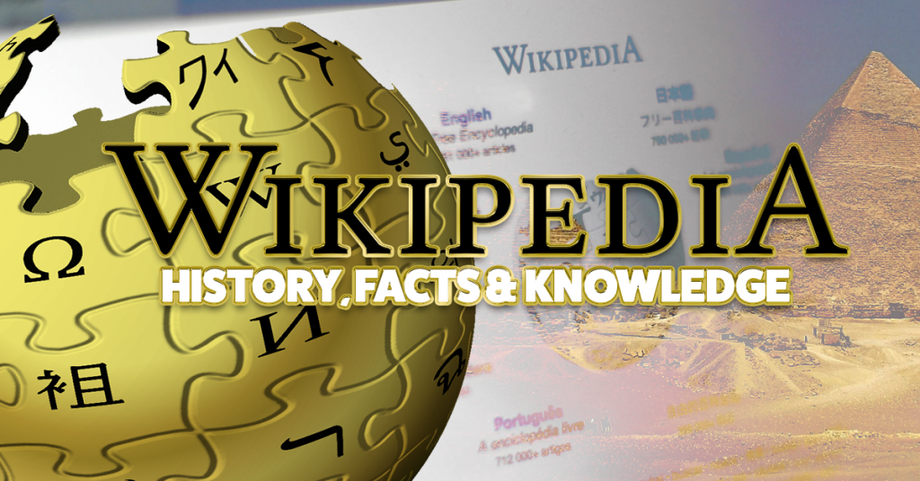wikipedia history facts and knowledge