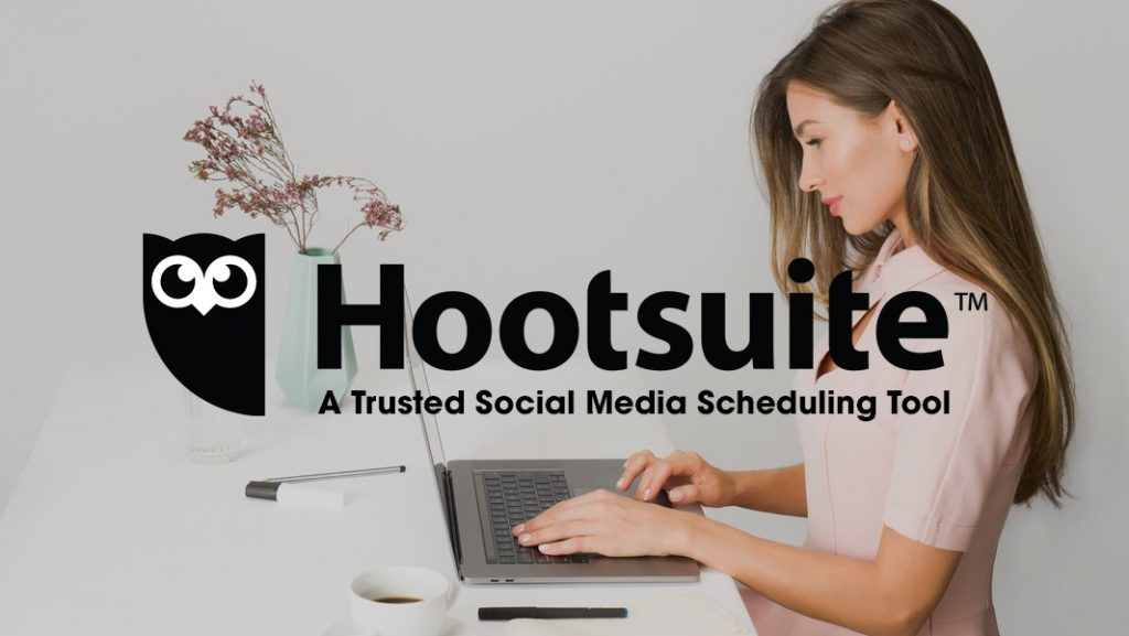 Hootsuite social media scheduling tool