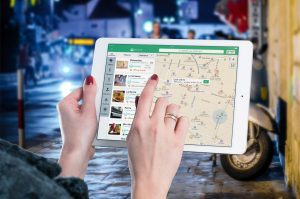 delete tracked locations through google maps